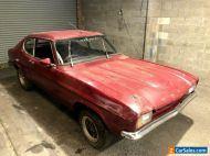 1970 Genuine 3000GT Ford Capri GT MK1 Roller# xw xy xa xb xc xd xe falcon escort