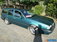 1994 Volvo 850 T5 Turbo Manual Estate MOT ready to go classic car Green 1 owner.