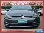 2018 Volkswagen Golf AU MY18 110 TSI Comfortline Grey Automatic 7sp A Hatchback