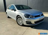 2013 Volkswagen Golf 7 90TSI Hatchback 5dr DSG 7sp 1.4T [MY14] Silver Automatic