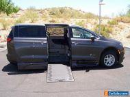 2017 Chrysler Pacifica Touring Wheelchair Handicap Mobility