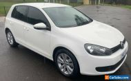 2012 Volkswagen Golf automatic hatch with RWC and registration