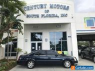 2007 Cadillac DeVille V8 Clean CarFax Leather Low Miles
