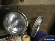 H4 halogen lights