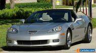 2012 Chevrolet Corvette TARGA TOP