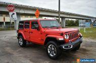 2020 Jeep Wrangler 4x4 Sahara 4dr SUV