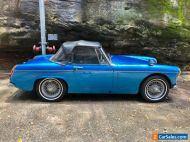 Refurbished 1964 Austin Healy Sprite  5 Speed gearbox & 1275 motor.