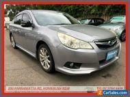 2010 Subaru Liberty MY10 2.5I Premium (Sat) Silver Automatic A Sedan