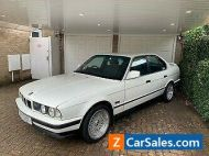 BMW 5 Series E34 525i Automatic 1989 Full Service History 1 Previous Owner