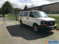 2014 GMC Savana LS 2500 3dr Passenger Van