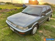 1993 Toyota Corolla hatch auto 315kms grate first car sold with rwc and  rego