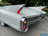 1960 Cadillac Series 62 Convertible