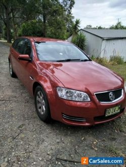 Holden Commodore VE sportswagon series 2