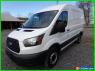 2015 Ford Transit Cargo 250 3dr SWB Medium Roof Cargo Van w/Sliding Passenger Side Door