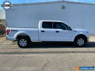 2017 Ford F-150 4x4 XLT 4dr SuperCrew 6.5 ft. SB