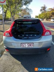 Volvo C30 Automatic 2009, 84000kms, full service history, silver