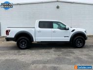 2018 Ford F-150 4x4 Raptor 4dr SuperCrew 5.5 ft. SB