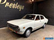 74 Datsun 120Y Sedan Matching #s A12,AIRCON,manual# 1200 200b corolla ford mazda