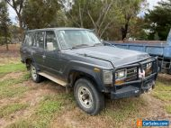 1989 Toyota Land Cruiser gxl 364 kms auto 4x4 grate club rego 80 series