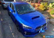 Subaru WRX Auto 2014