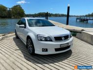 Holden Caprice V WN 2017 Series II Ex- ACT Government Car 32,xxxKM