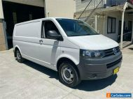 2011 Volkswagen Transporter T5 White Automatic A Van