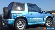 SUZUKI VITARA SOFT TOP 4WD 1997 model