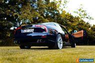 2000 Maserati 3200GT manual 3.2l twin turbo V8
