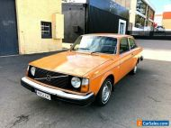 75 Volvo 242 DL COUPE ,2.1L B21 engine, 4 speed manual# GT p1800 ford Renault vw