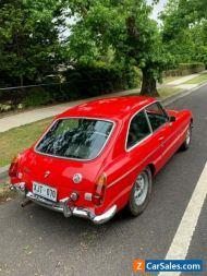 MGB GT 1970 model for sale