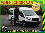 2015 Ford Transit Passenger Handicap Power Ramp Ambulance Medical