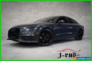 2016 Audi A7 CLEAR TITLE, Audi Drive Select, APR Stage 2 Tune