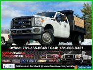 2015 Ford F-350 XLT Dump Truck