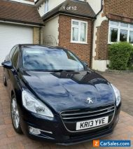 Peugeot 508 diesel/Electric Hybrid 4 automatic 4x4 flappy paddles. V high spec
