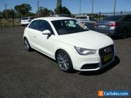 2011 Audi A1 1.4 TFSI Auto ATTRACTION 3 Door Hatch Country Car