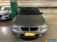 2001 Silver Holden Commodore Sedan