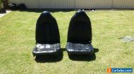 Valiant charger bucket seats