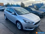 2015 FORD FOCUS 1.6 TDCI ZETEC NAV ESTATE - NOT DAMAGED SALVAGE FULLY REPAIRED