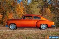 1951 Chevrolet Fleetline Deluxe Fleetline Deluxe Custom