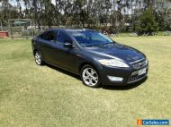 2008 Ford Mondeo MA TDCi Grey Automatic 6sp A Hatchback