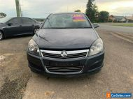 2008 Holden Astra AH 60th Anniversary Blue Manual M Hatchback