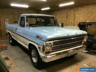1968 FORD F 250 ,360 V8, AUTO,POWER STEERING,POWER BRAKES LONG BED,VERY CLEAN!!