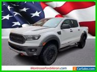 2020 Ford Ranger 4x4 XLT 4dr SuperCrew 5.1 ft. SB Pickup