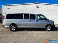 2012 Chevrolet Express LS 3500 3dr Extended Passenger Van w/ 1LS