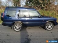Landrover Discovery 2 Td5 ES LANDMARK DIFF LOCK New MOT. 54 plate Auto