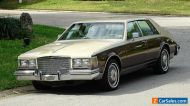 1985 Cadillac Seville TOURING SUSPENSION