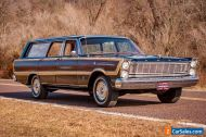 1965 Ford Country Squire Country Squire Z-code Woody Wagon