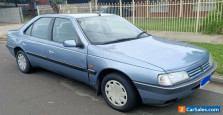 Peugeot 405 SRI 1995 2L Petrol