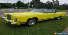 1978 FORD LINCOLN CONTINENTAL
