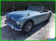 1957 Austin Healey 100-6 Austin Healey 100-6 / Healey Blue / Pure British Roadster